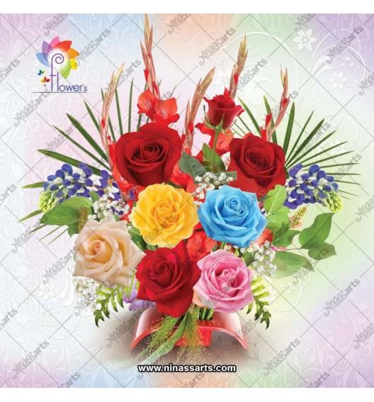 42056 Flower