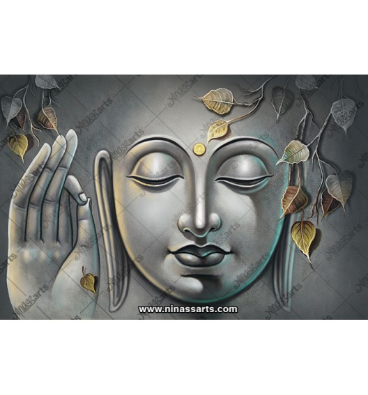HD wallpaper of Lord Buddha...