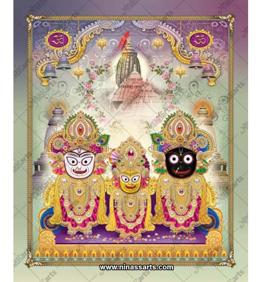 Lord Jagannath Balaram...