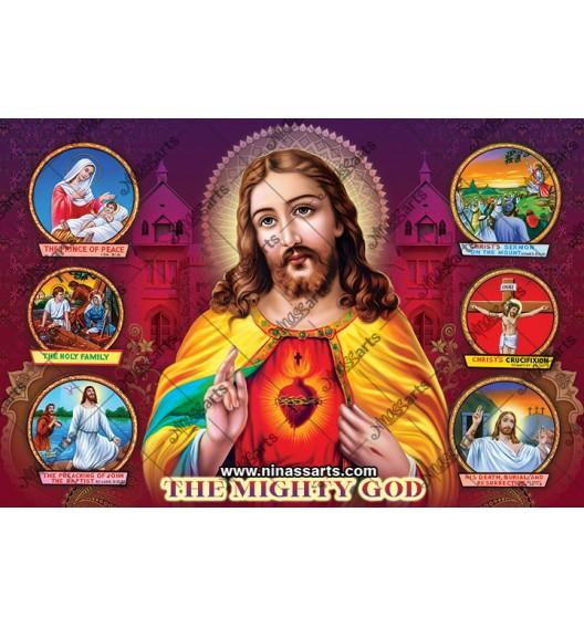 72035  Jesus Christ
