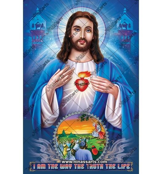 72037  Jesus Christ