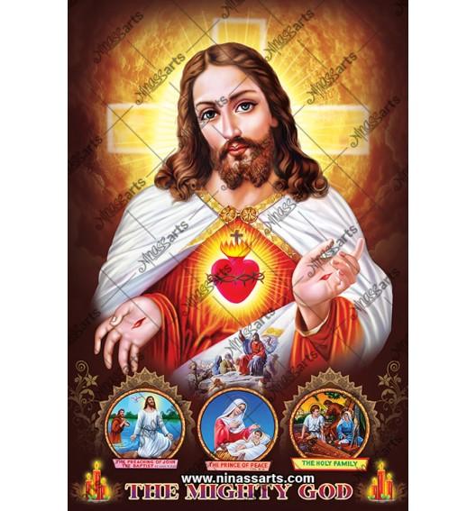72039  Jesus Christ