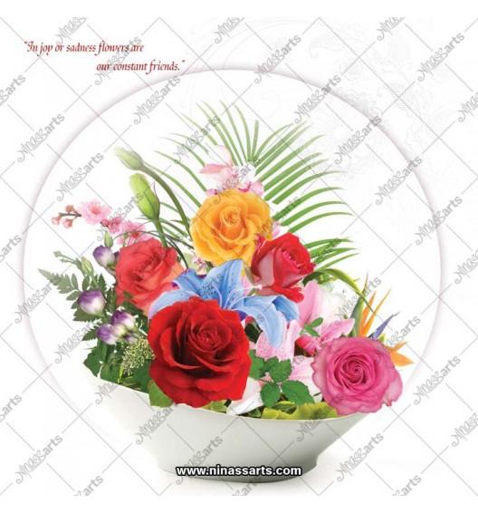 42073 Flower