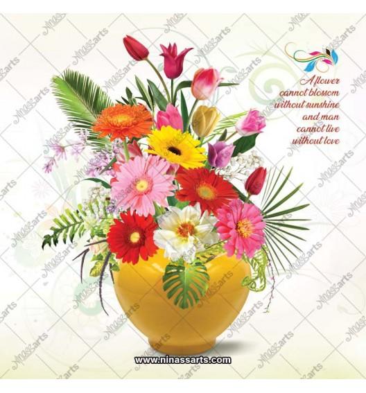 42074 Flower