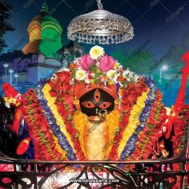 Kalighat Kali Maa Premium High Resolutions Photos